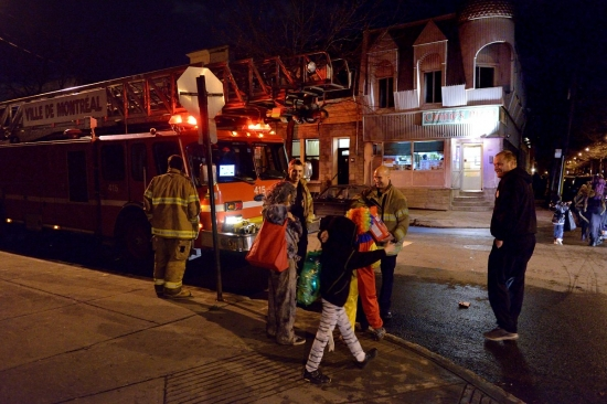 Halloween, Montreal - Pointe Saint-Charles 2012 - 33