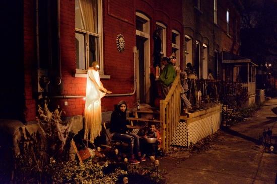 Halloween, Montreal - Pointe Saint-Charles 2012 - 35