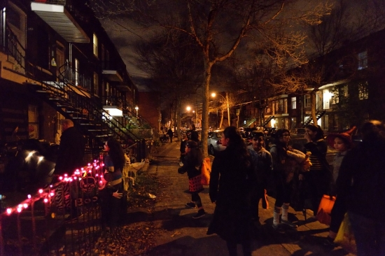 Halloween, Montreal - Pointe Saint-Charles 2012 - 36