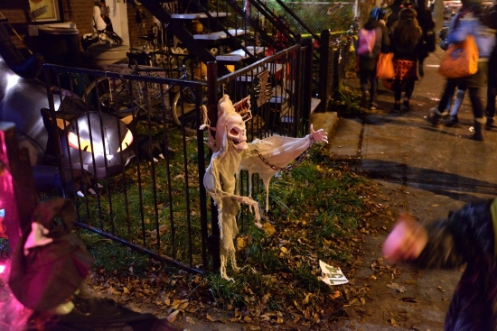 Halloween, Montreal - Pointe Saint-Charles 2012 - 37