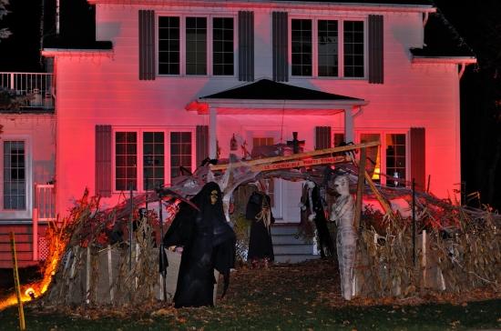 Halloween, Montreal - Pointe Saint-Charles 2012 - 40