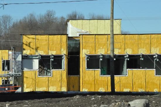 Каркасное строительство в Канаде - 5
