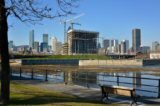 Griffintown, Canal Lachine, Montreal 2012-11-16 - 1