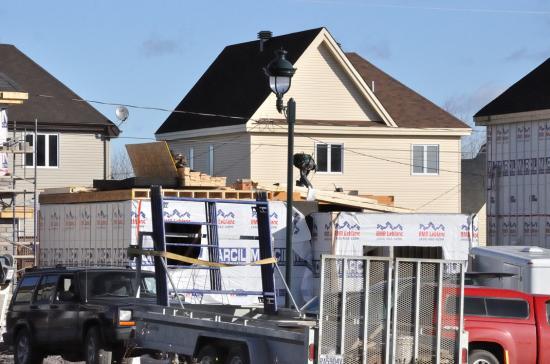 Каркасное строительство в Канаде - 11