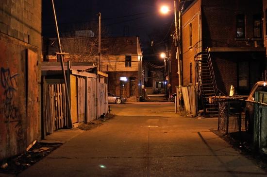 Montreal, Pointe Saint-Charles - 3