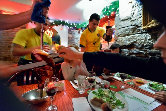 Le Milsa - Restaurant Brésilienne Montréal 1