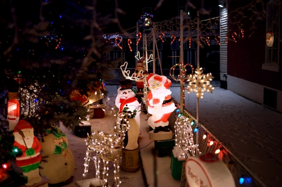 Santa Claus Is Coming To Town (Pointe Saint-Charles) - 2
