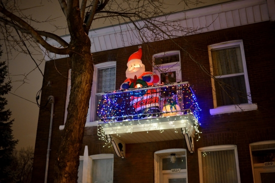 Santa Claus Is Coming To Town (Pointe Saint-Charles) - 1