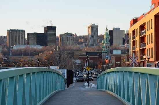 Montreal, Atwater Market and Canal Lachine, Dec 15, 2012 - 1