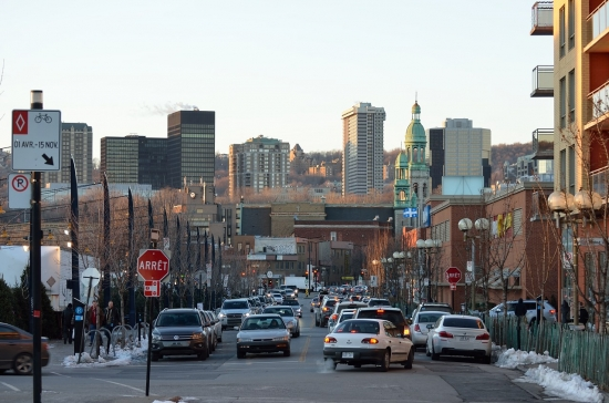 Montreal, Atwater Market and Canal Lachine, Dec 15, 2012 - 3