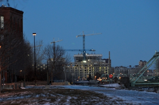 Montreal, Atwater Market and Canal Lachine, Dec 15, 2012 - 9