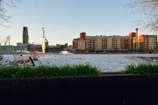 Montreal, Atwater Market and Canal Lachine, Dec 15, 2012 - 11