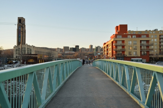 Montreal, Atwater Market and Canal Lachine, Dec 15, 2012 - 13