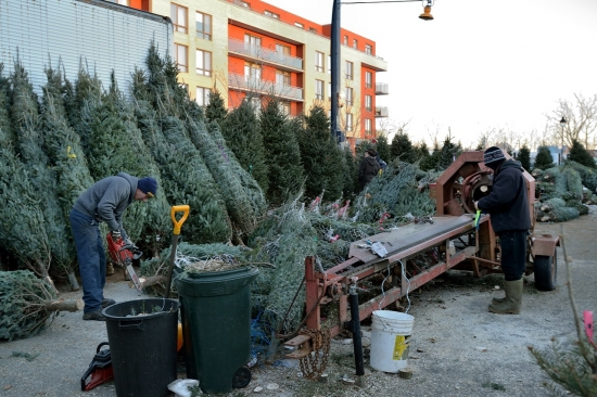 Montreal, Atwater Market and Canal Lachine, Dec 15, 2012 - 16