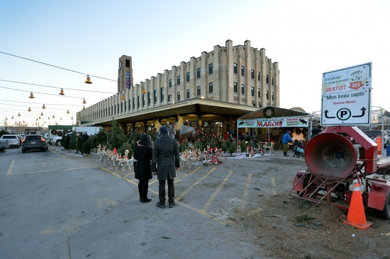 Montreal, Atwater Market and Canal Lachine, Dec 15, 2012 - 18