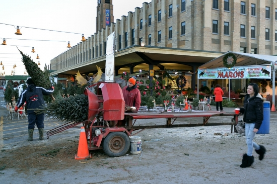 Montreal, Atwater Market and Canal Lachine, Dec 15, 2012 - 23
