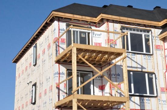 Каркасное строительство в Канаде - 24
