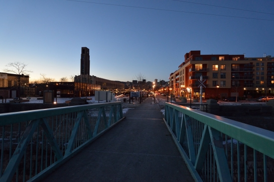 Montreal, Atwater Market and Canal Lachine, Dec 15, 2012 - 46