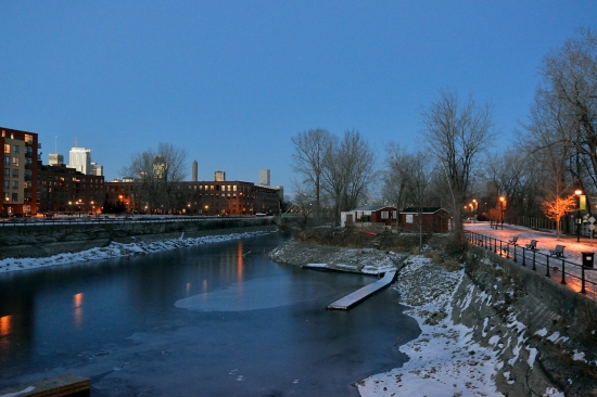 Montreal, Atwater Market and Canal Lachine, Dec 15, 2012 - 47
