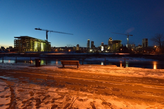 Montreal, Atwater Market and Canal Lachine, Dec 15, 2012 - 49
