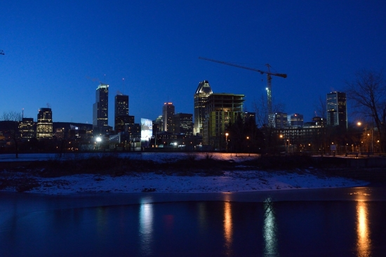 Montreal, Atwater Market and Canal Lachine, Dec 15, 2012 - 51