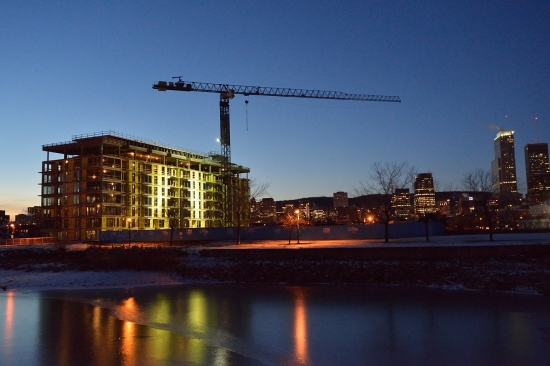 Montreal, Atwater Market and Canal Lachine, Dec 15, 2012 - 53