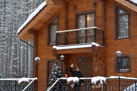 Пермь, Новый год, 4 января 2013
