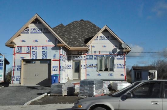Каркасное строительство в Канаде - 31