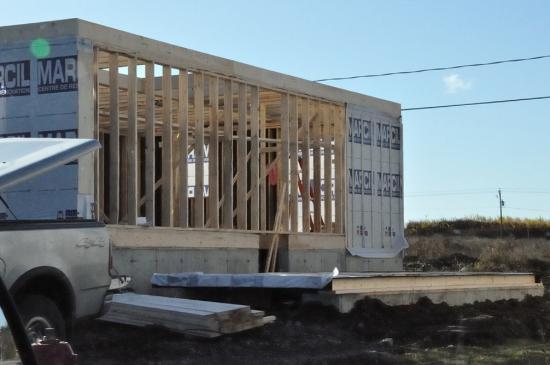 Каркасное строительство в Канаде - 32
