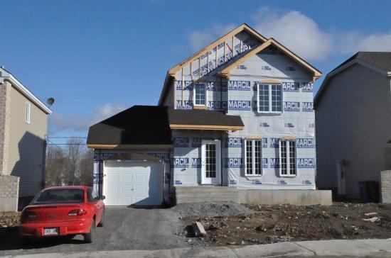 Каркасное строительство в Канаде - 34