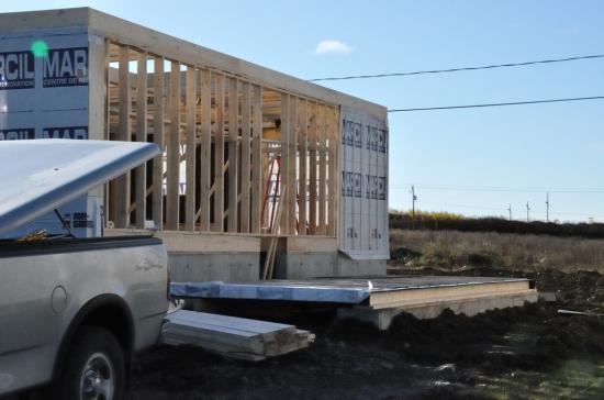 Каркасное строительство в Канаде - 41