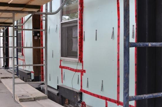 Деревянный кирпичный дом в Монреале 2013-02-27 - 18