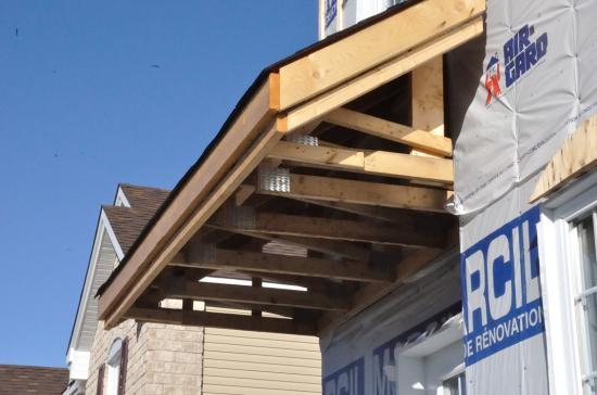 Каркасное строительство в Канаде - 59