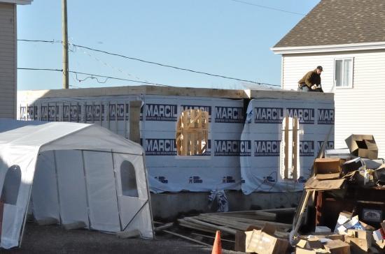Каркасное строительство в Канаде - 65
