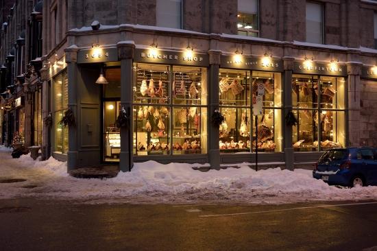 Butcher Grinder, Montreal