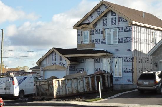 Каркасное строительство в Канаде - 71