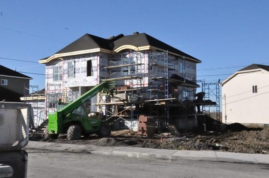 Каркасное строительство в Канаде - 75