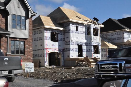 Каркасное строительство в Канаде - 93