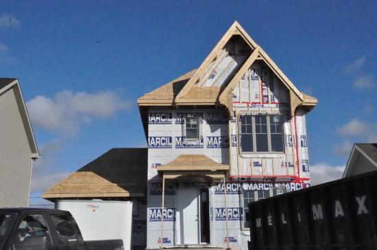 Каркасное строительство в Канаде - 98