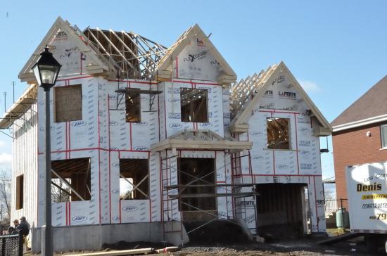 Каркасное строительство в Канаде - 106