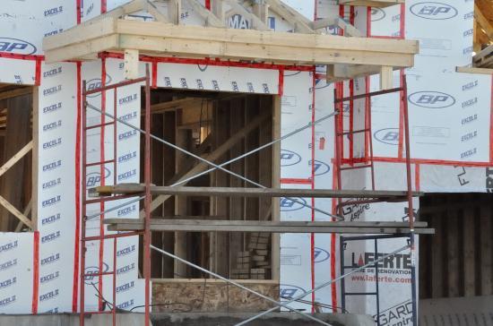 Каркасное строительство в Канаде - 111