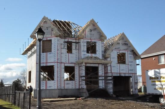 Каркасное строительство в Канаде - 113