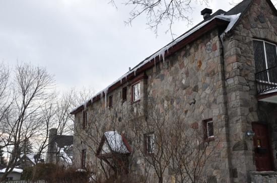 Сосульки на крыше - 4