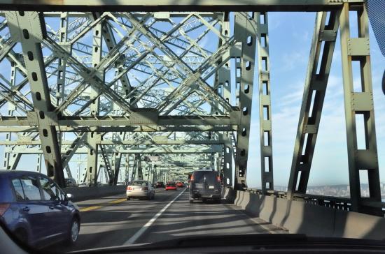 На Champlain из машины