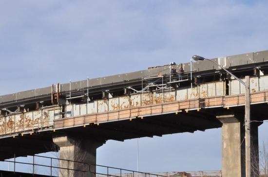 Pont Mercier ремонт