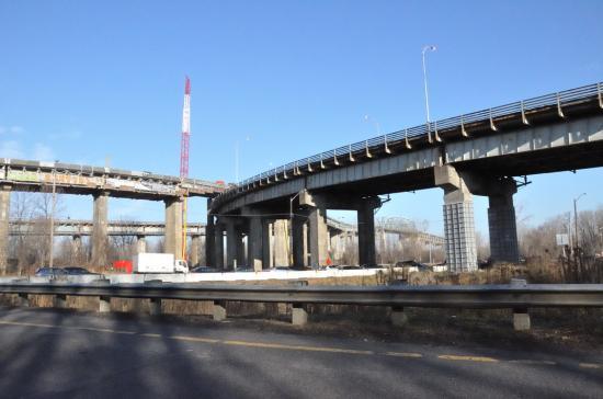 Pont Mercier ремонт 2