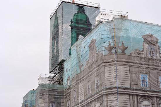 Montréal  municipal building 20100629-1