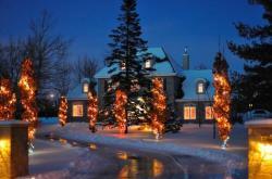 Christmas 2010, Ville Mercier - 3