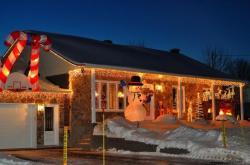 Christmas 2010, Ville Mercier - 4