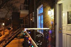 Первый снег в Монреале 20111123 - 2